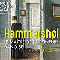 Hammershøi au musée jacquemart andré