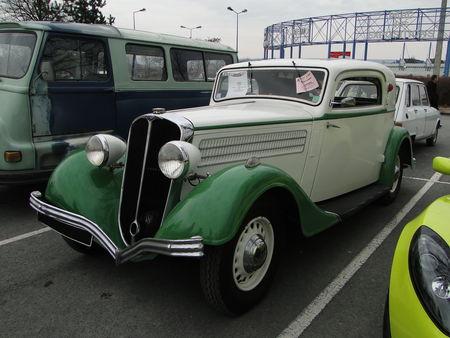 SALMSON S4D Coupe 1936 Salon Champenois du Vehicule de Collection de Reims 2010 3