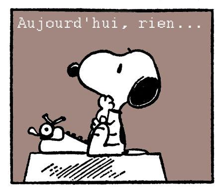 Snoopy_rien