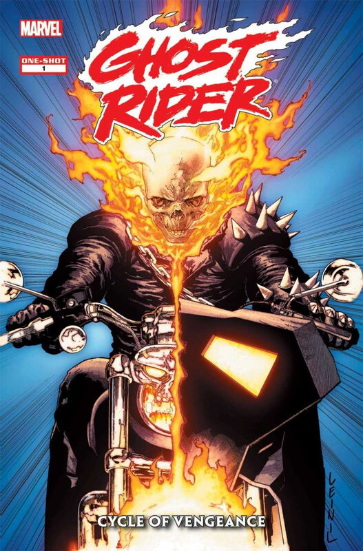 ghost rider cycle of vengeance