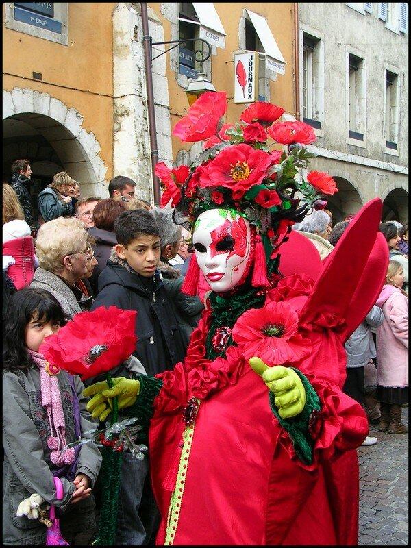 Carnaval Vénitien Annecy le 3 Mars 2007 (143)