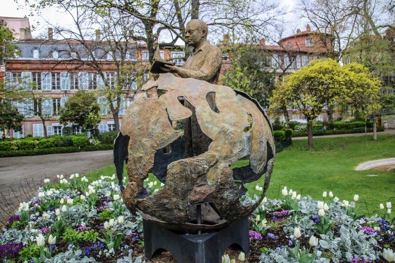 Saint-Exupéry et le petit prince