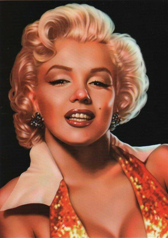 Pop art Marilyn 04