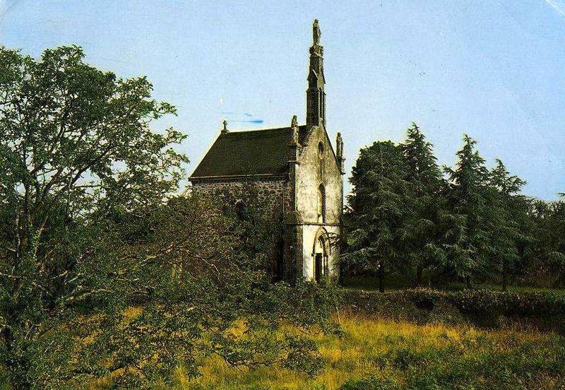 Notre Dame des Lucs sur Boulogne