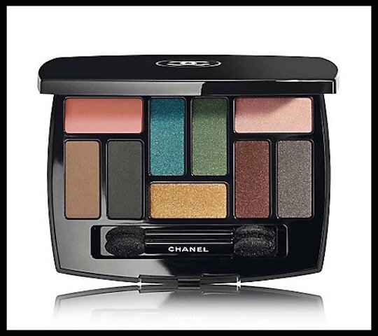 chanel palette 9 ombres affresco