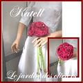 bouquet de mariée intemporel KATELL