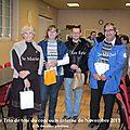 concours interne novembre 2011