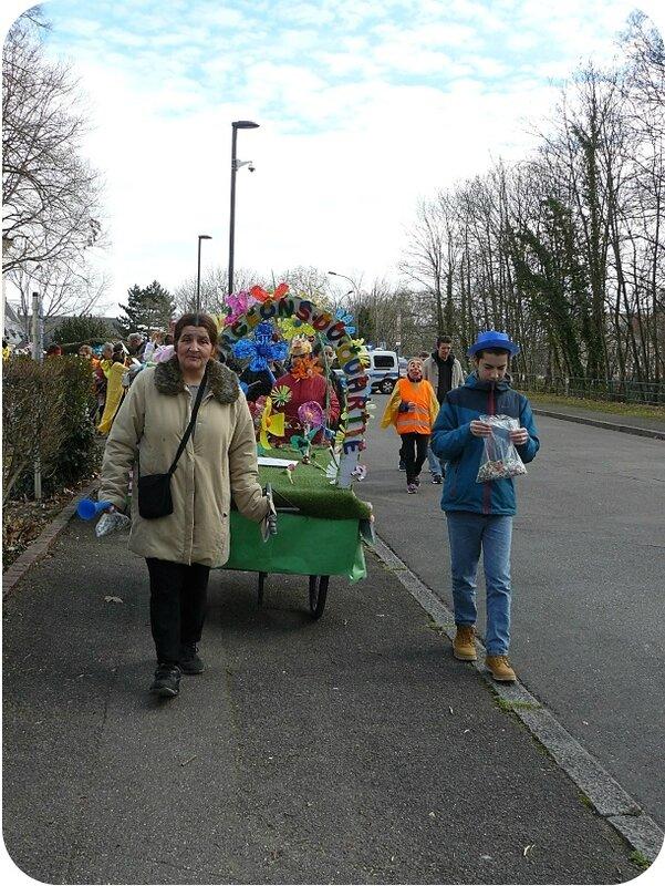 Quartier Drouot - Carnaval 17