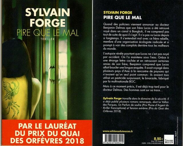 1-Pire que le mal - Sylvain Forge