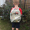 The little backpack