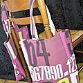 Quelques sacs à la chaine..... ou sacs pour maitresses