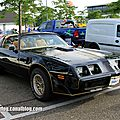Pontiac trans am (rencard burger king juin 2014)