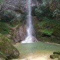 cascade de la Quinquenouille (Jura)