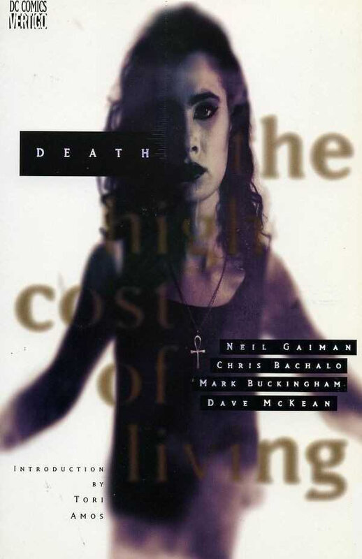 vertigo sandman death the high cost of living TPB