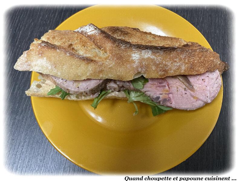 sandwich au veau etsauce Tonnato-4