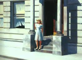 Edward Hopper, Summertime (1943)