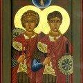 Saints Serge et Bacchus 4