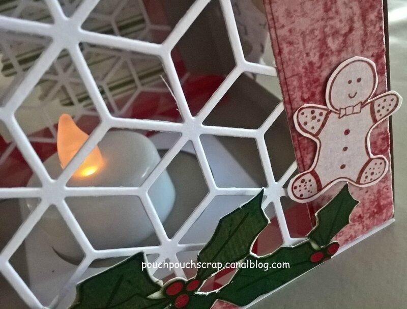 Décorations Noël Lanterne(11)
