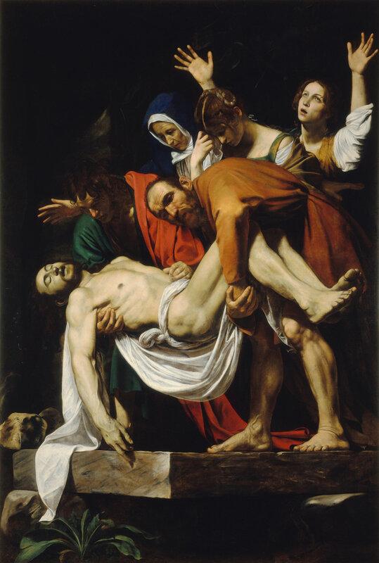 Caravaggio_-De-graflegging-van-Christus_-1602-1603_-Pinacoteca-Vaticana_-Vaticaanstad