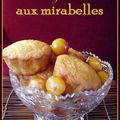 Petits gâteaux aux mirabelles