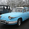 Panhard pl17 break 1964