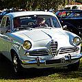 Alfa romeo giulietta ti (1957-1965)