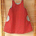 Défi 5: robe printanière
