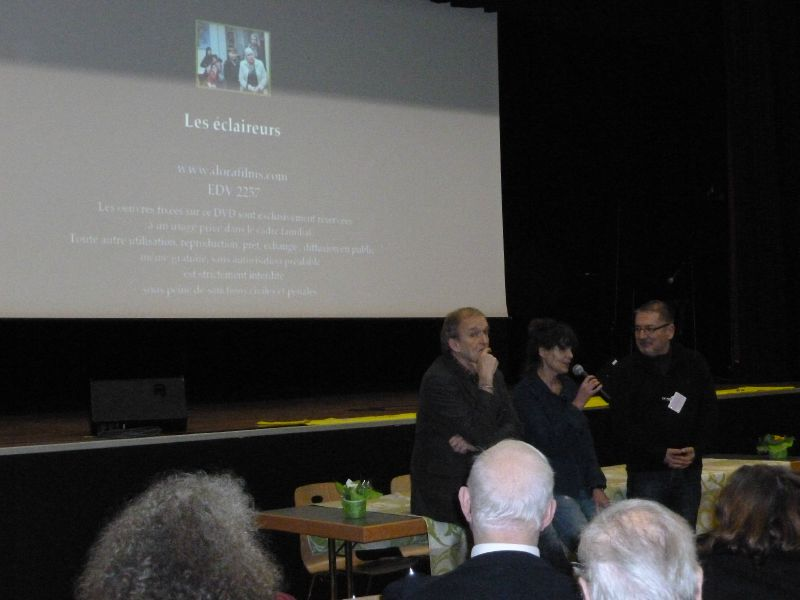 débat animé par Richard Sancho Andréo avec Daniel Coche et Simon