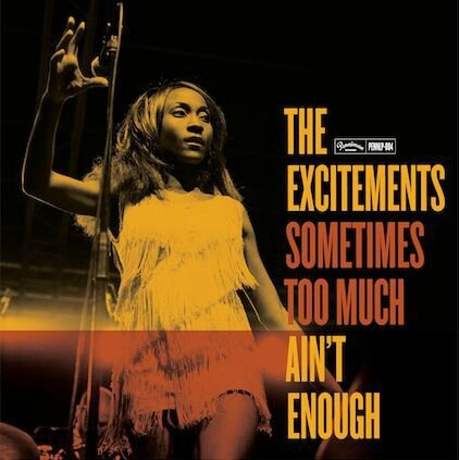excitements new lp