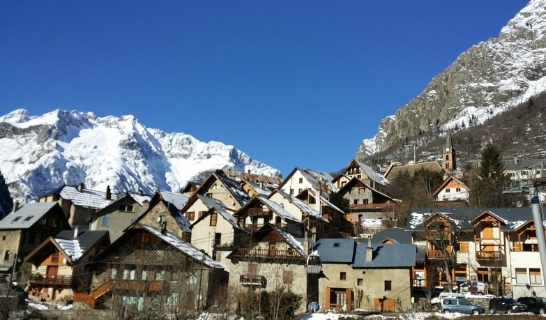 village des 2 alpes