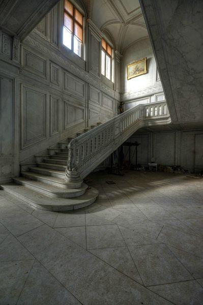 chateau de la foret BRRR Urbex 022