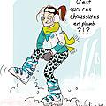 Scarlatine au ski