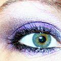 Le violet par nyx