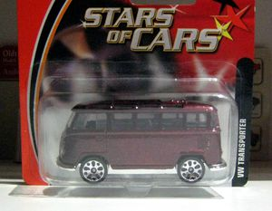 Vw transporter (combi split)(Matchbox)