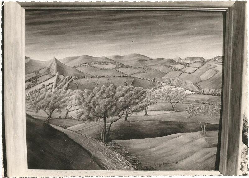 À propos de Cézanne par Marthe Savon-Peirron.