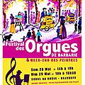 Festival d'orgues de barbarie : 1ère partie