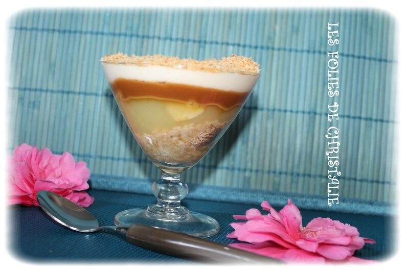 Tiramisu pommes caramel 6