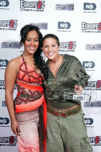 Hip Hop Awards 2007 sur Europe 2 TV