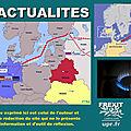 Ue : la commission contredite sur le gazoduc russe nord stream 2
