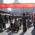 Le marché aux puces de panjiayuan