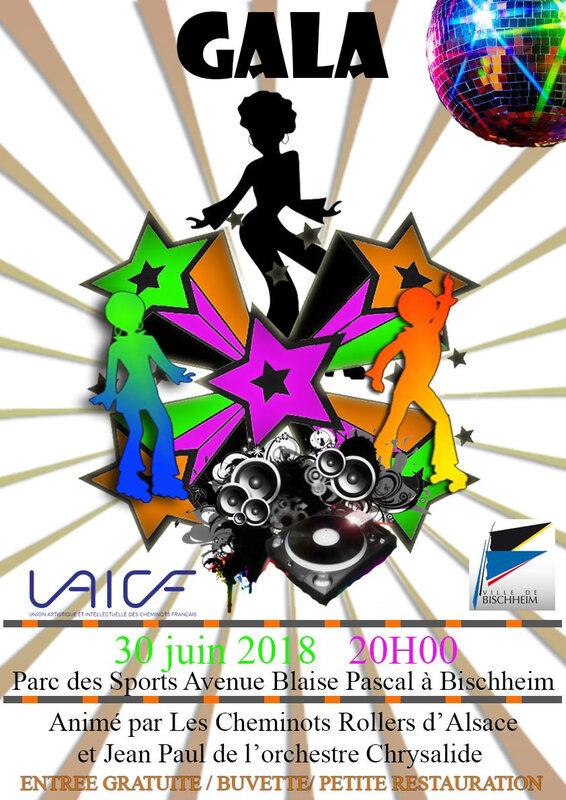 Affiche Gala 2018