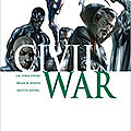 marvel deluxe civil war 00 prélude