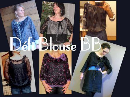 d-fi Blouse