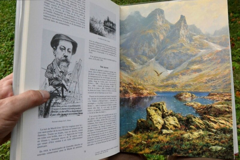 Charles Bertier -2 siecles de peinture dauphinoise M