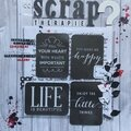 Scrap therapie