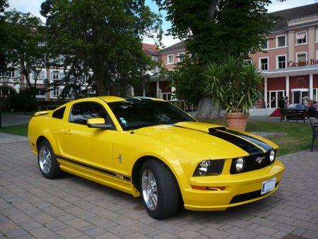 FORD Mustang GT Niederbronn (1)