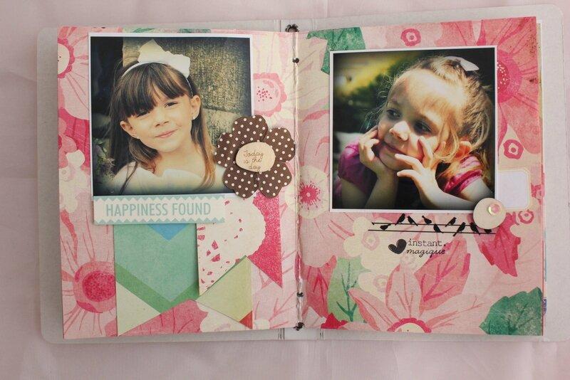 mini album by julia façon project life (8)