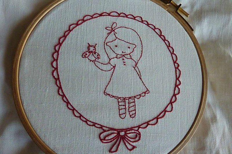 petite fille coccinelle (1)