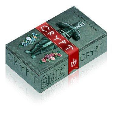 Boutique jeux de société - Pontivy - morbihan - ludis factory - Crypt