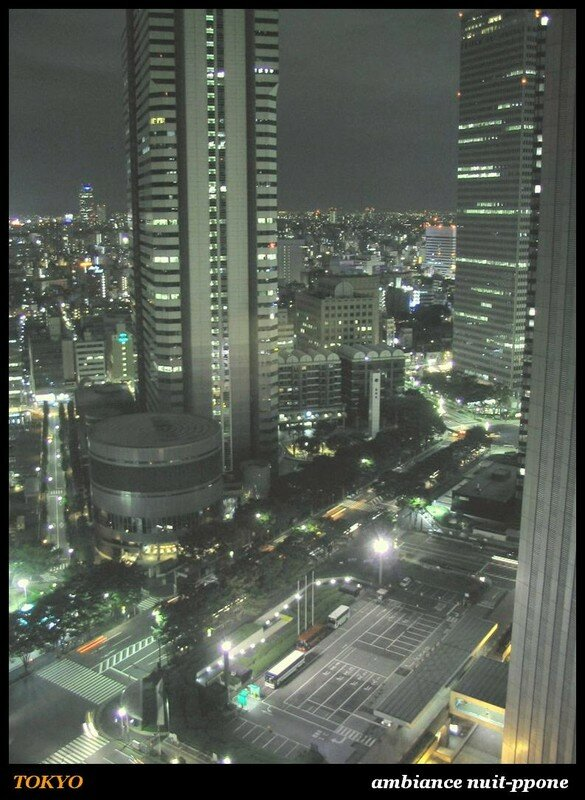 TOKYO - ambiance nuit-ppone